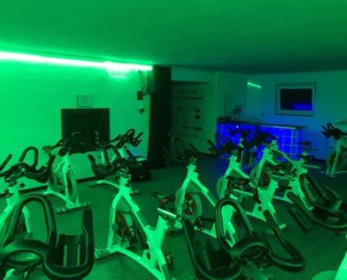 cycling räder grün
