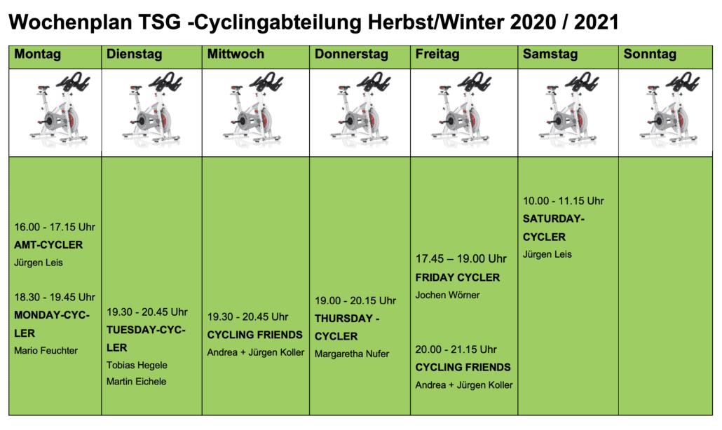 Cycling-Wochenplan-Herbst-Winter-2020-2021